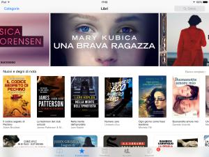 L'App iBooks è nata su iPad, ma sembra che ora riscuota un maggior successo su iPhone.