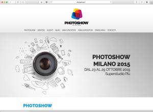 L'edizione 2015 di Photoshow, la storica fiera dedicata al mondo della fotografia e del digital imaging, si terrà dal 23 al 25 ottobre.