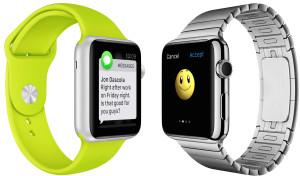 Si potranno leggere i messaggi direttamente sullo Smart Watch.